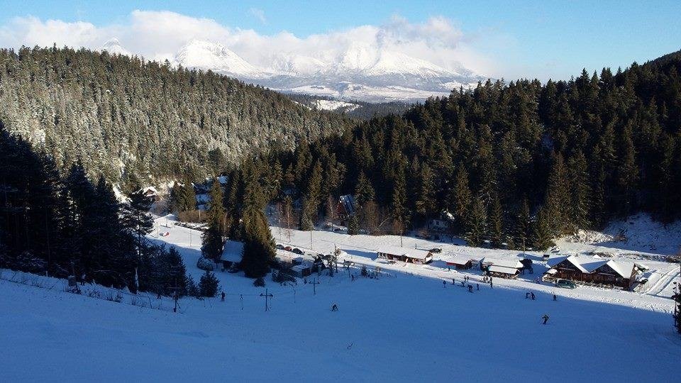 Lopušná dolina