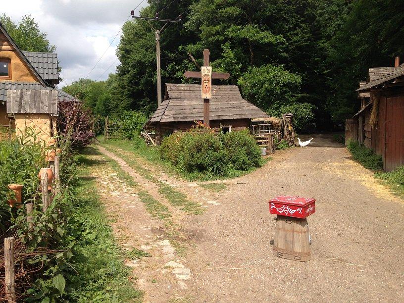 Ranč Abeland pri Lozorne