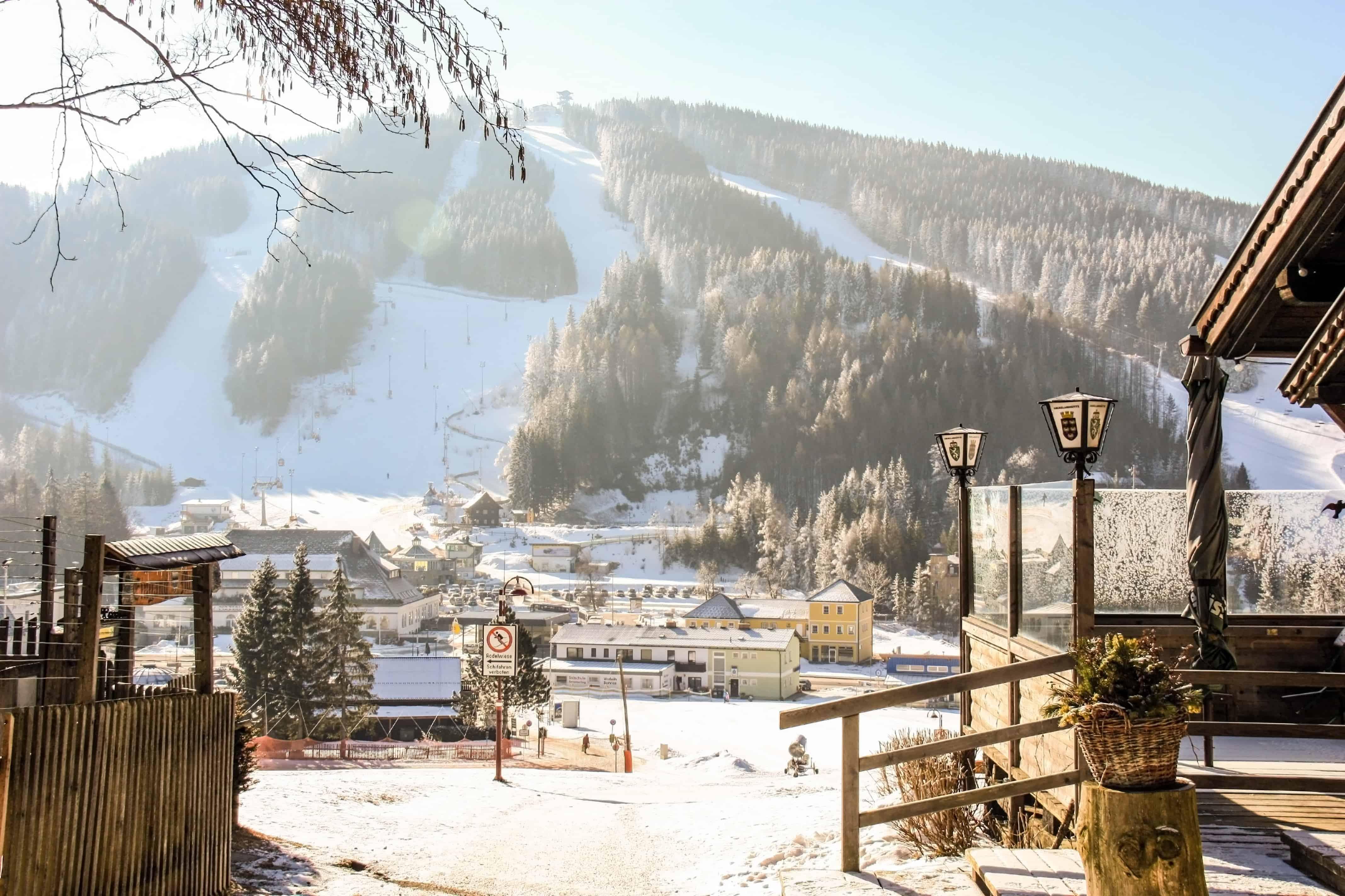 Stuhleck, Rakúsko
