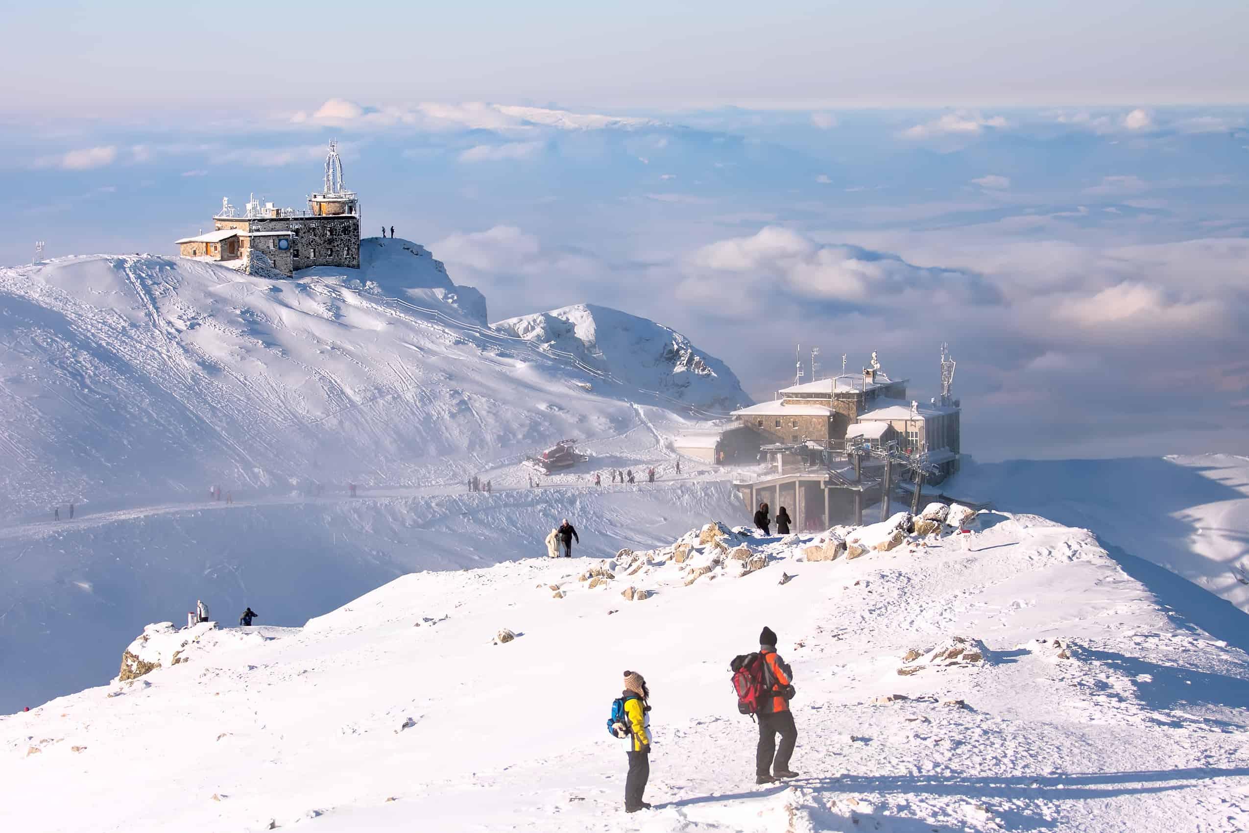 Kasprov vrch, Poľsko