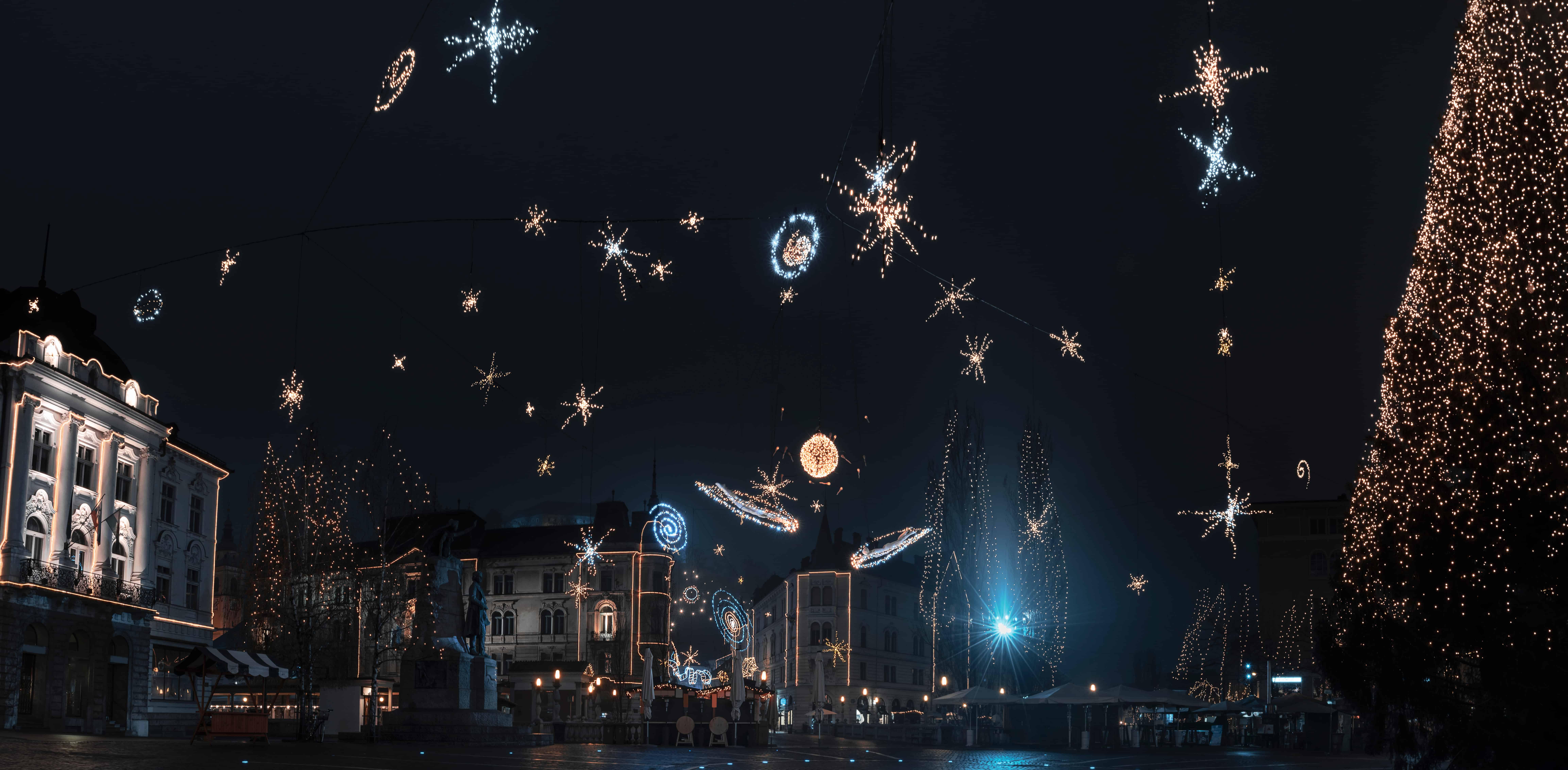 8 najkrajších európskych vianočných trhov