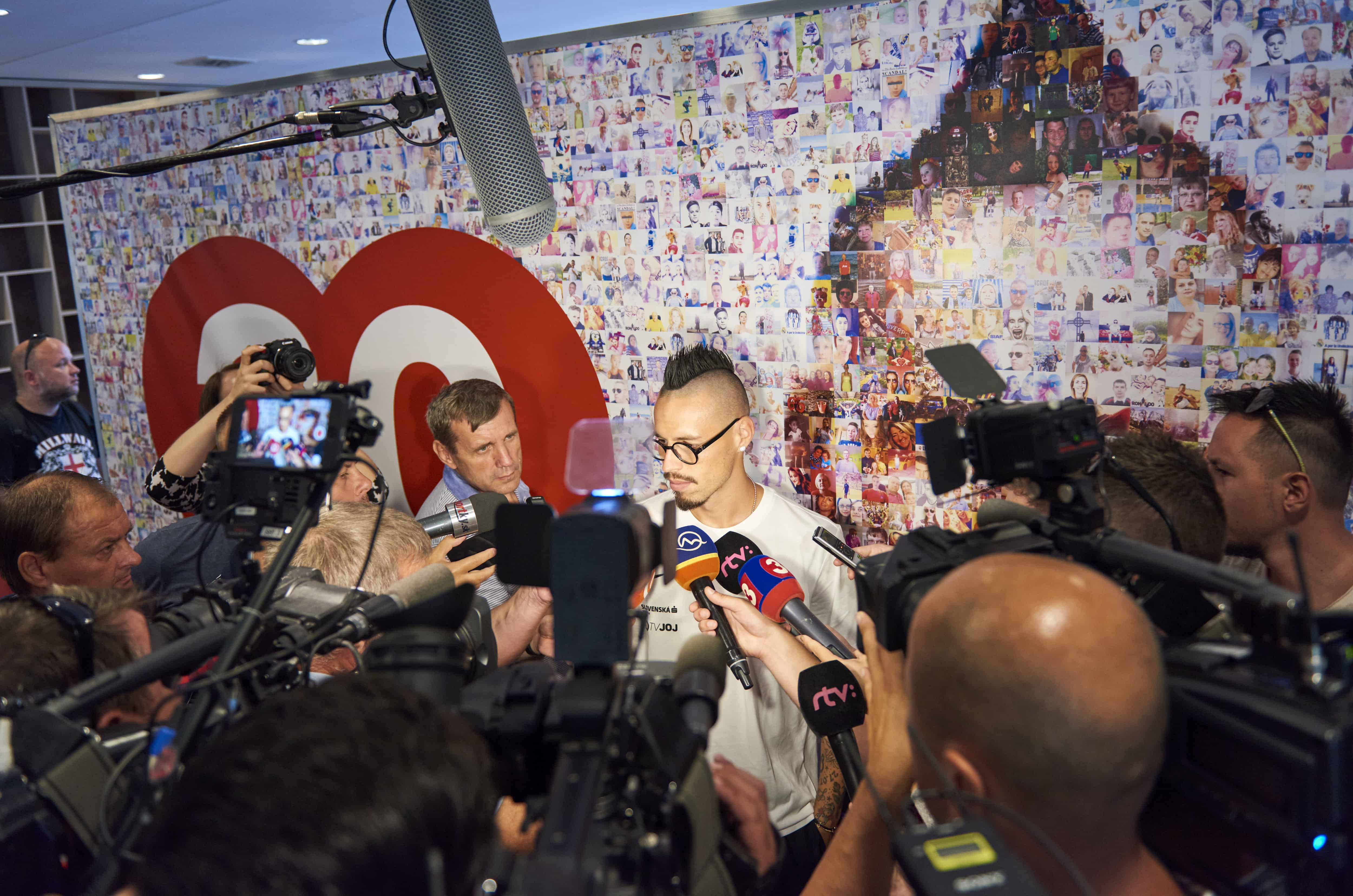 Rozhovor s Marekom Hamšíkom pre Generali Balans