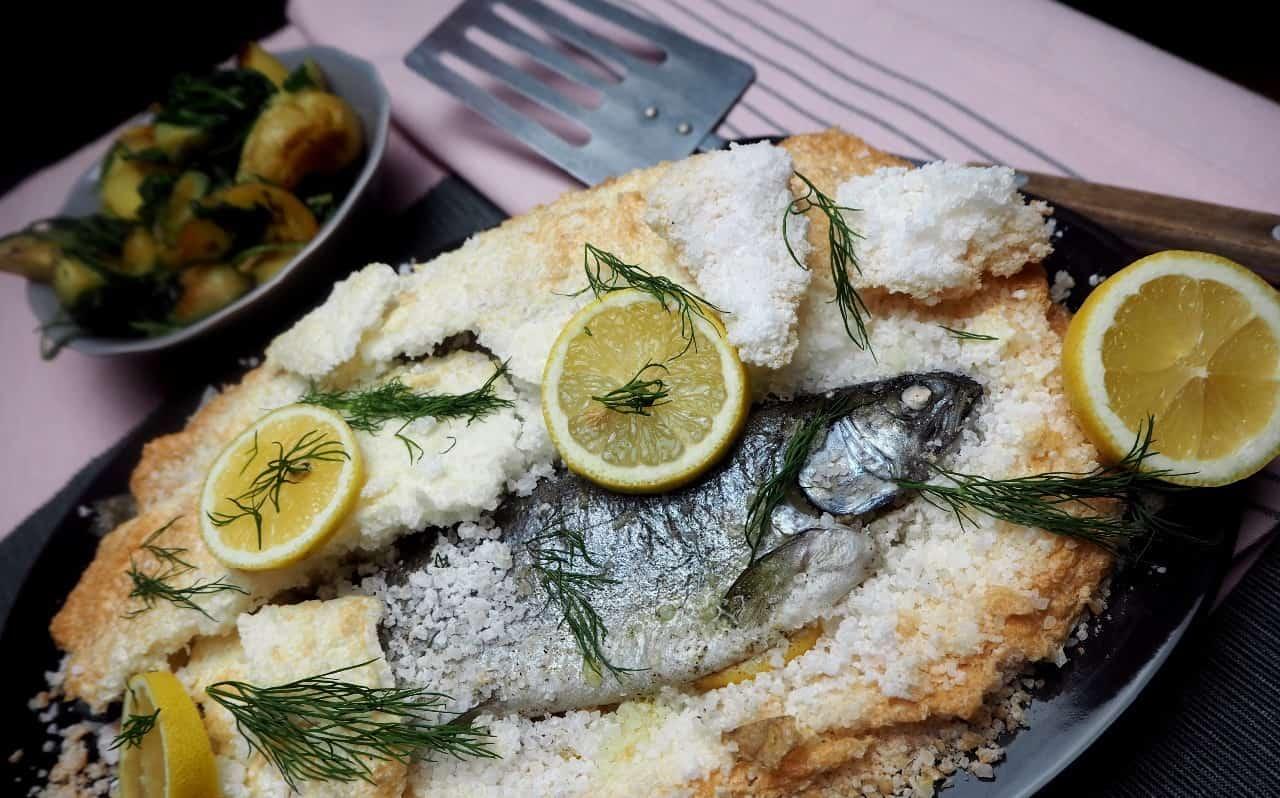 3 zdravé recepty z rýb