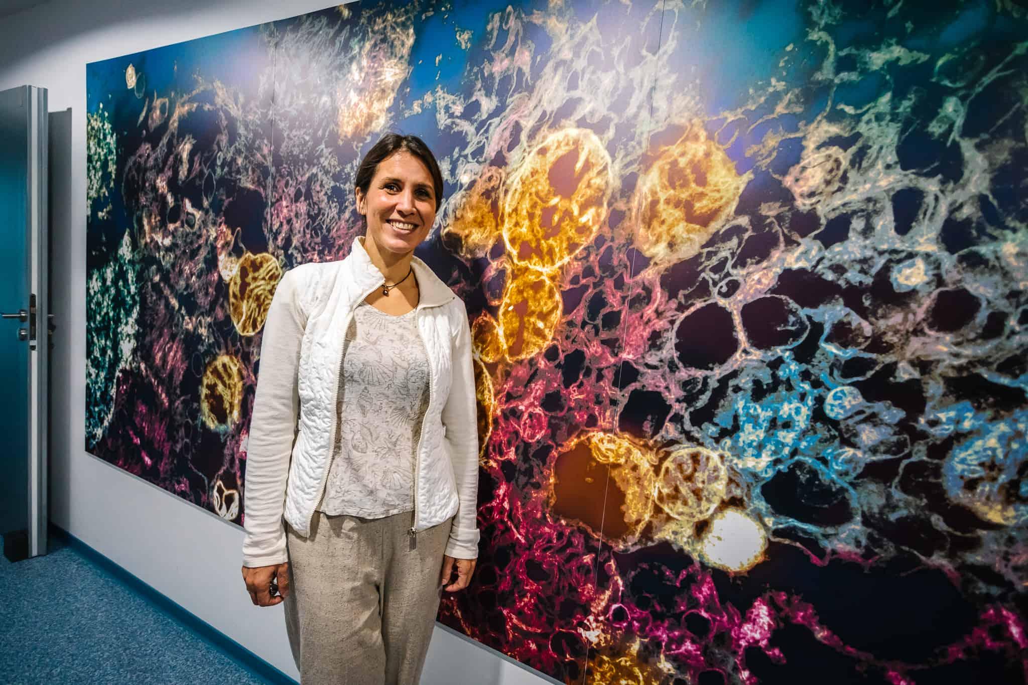 Rozhovor s Barbarou Ukropcovou z Biomedicínskeho centra SAV