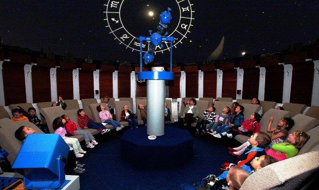 Najznámejšie slovenské planetáriá a hvezdárne