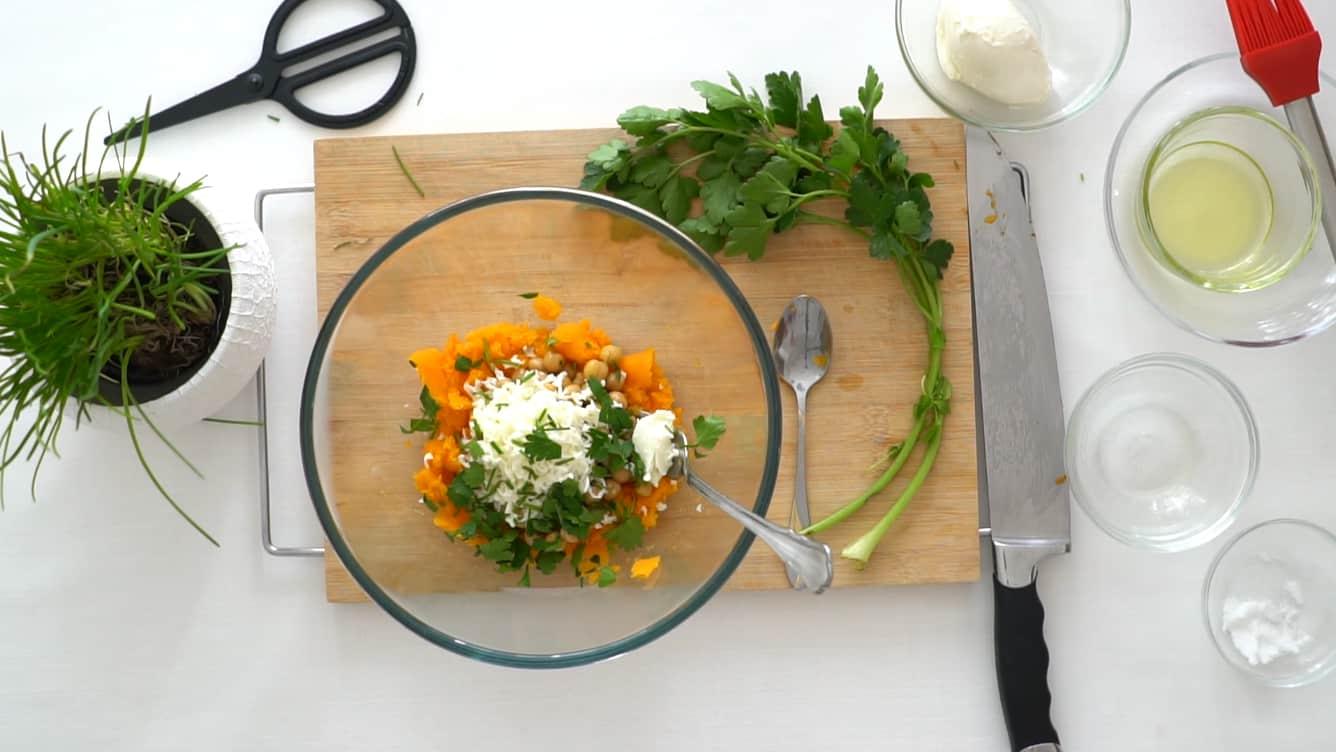 VIDEO: Plnené batatové sendviče