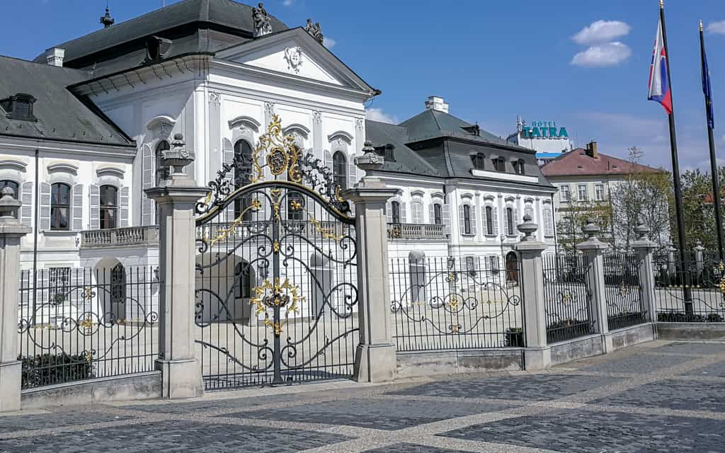 Bratislava kedysi a dnes - unikátne porovnanie na fotkách