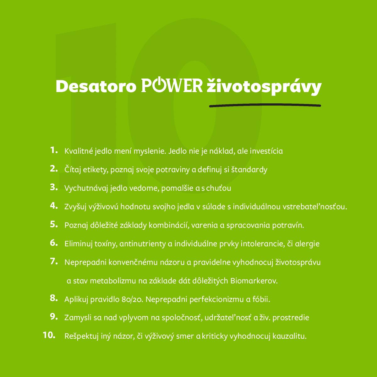 Najkritickejší zlodeji energie a 3 najväčšie výzvy v životospráve produktívneho človeka