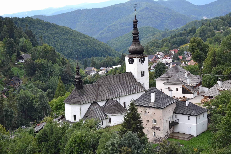 Poďte s nami na neopakovateľné miesta stredného Slovenska