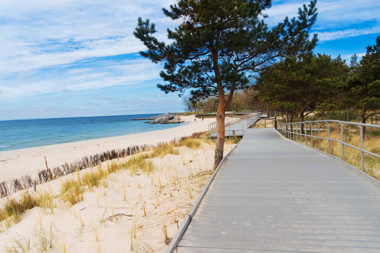 Spravte si výlet k Baltskému moru