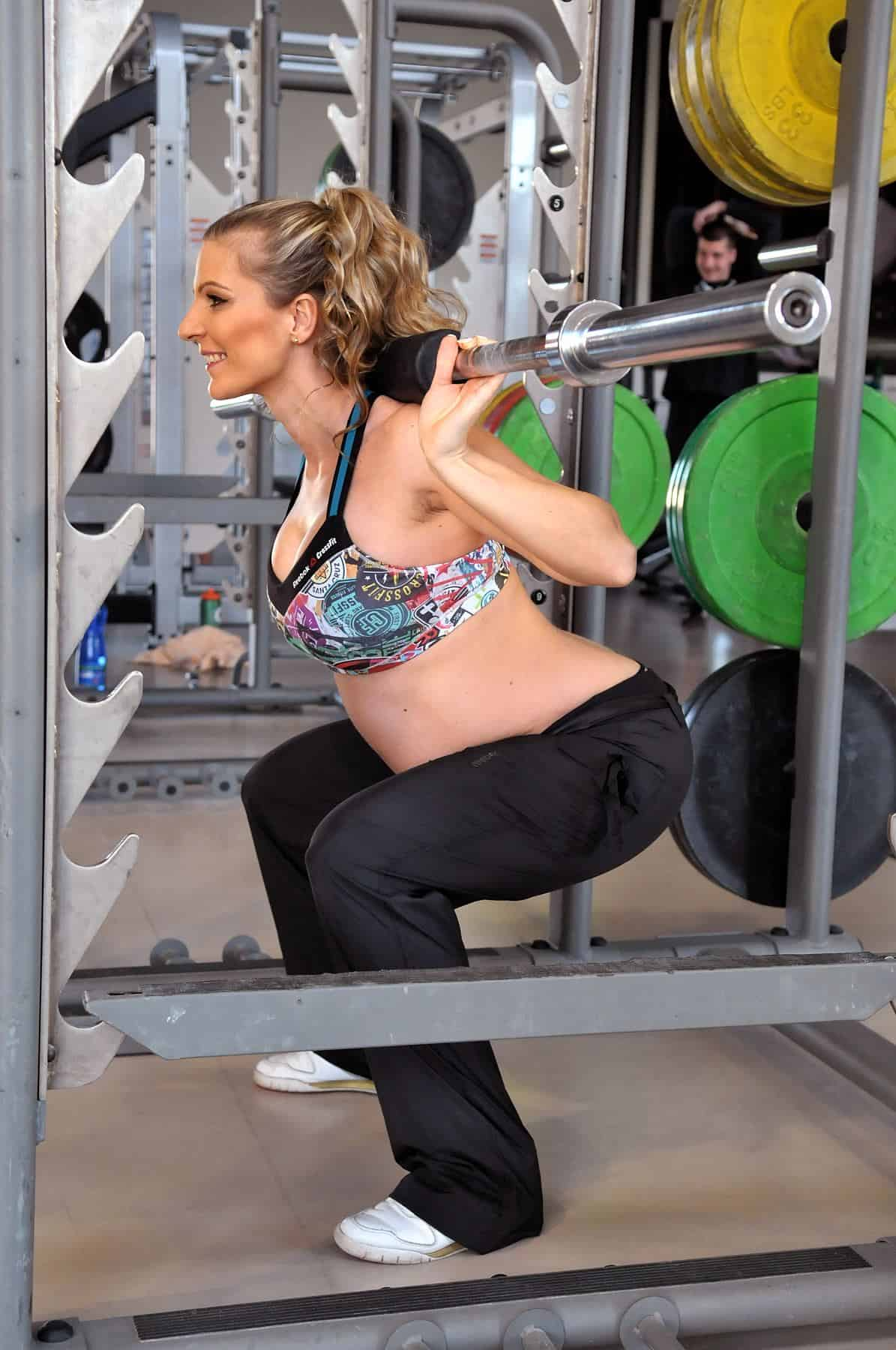 Cvičenie v tehotenstve a po ňom