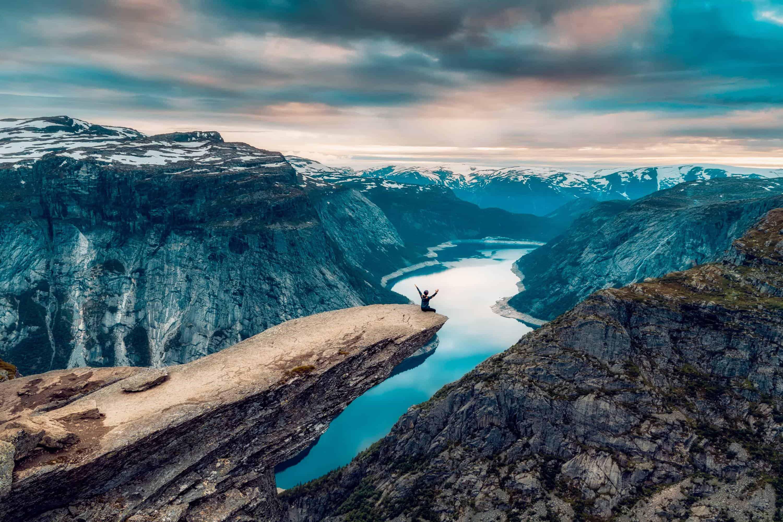 Nórsko - škandinávska rozprávka pre milovníkov prírody