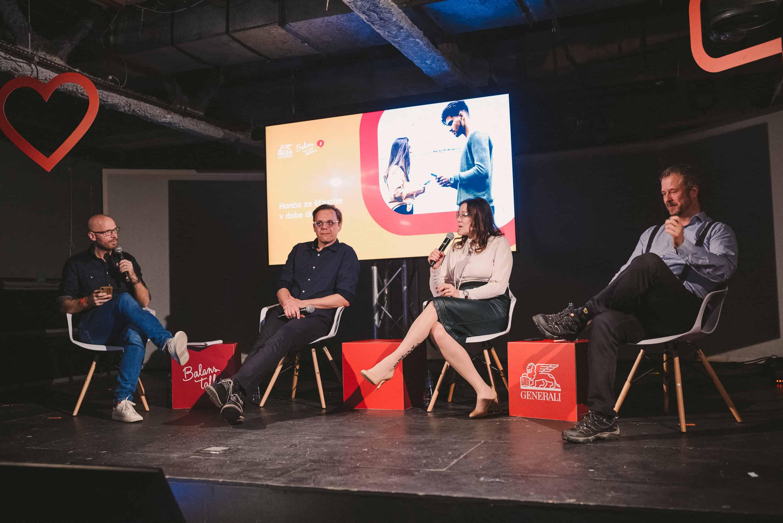 Hlavné myšlienky z Generali Balans Talks #2: Honba za šťastím v dobe digitálnej
