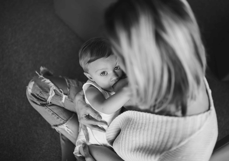 Ako som riešila cvičenie a stravu počas dojčenia