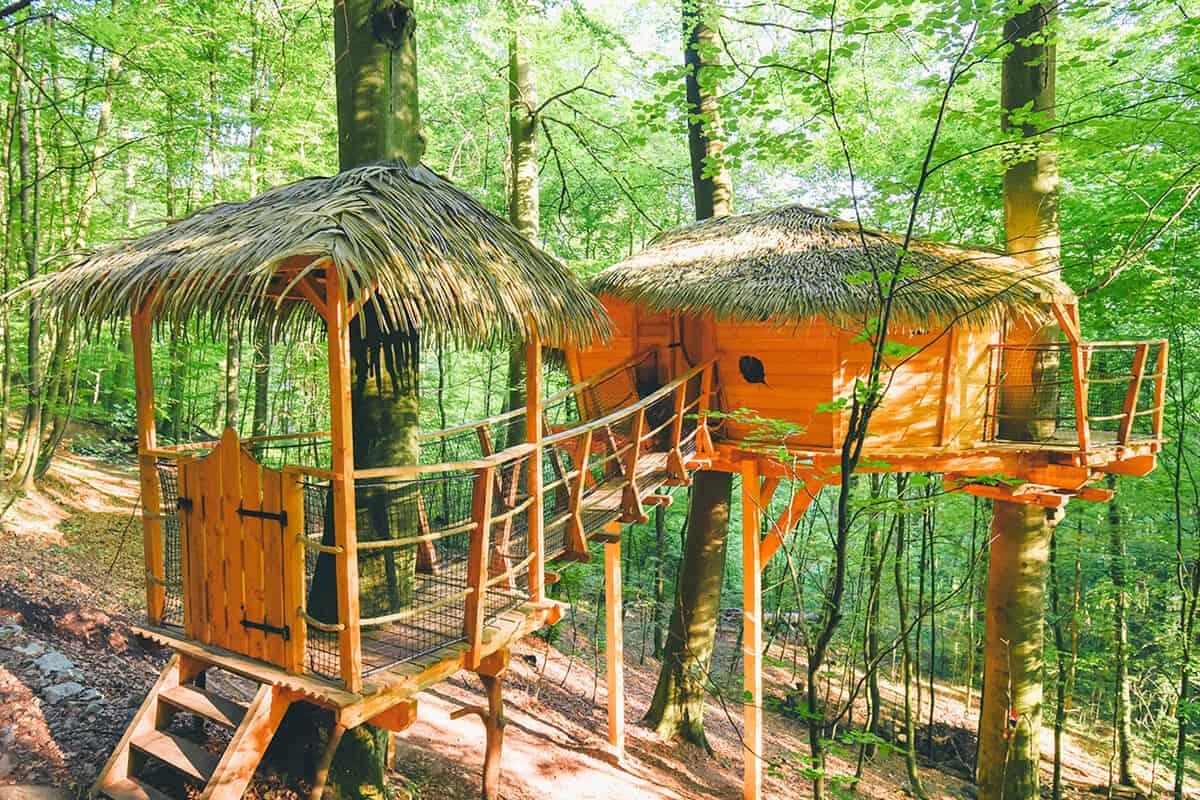10 tipov na romantické a víkendové chatky, zruby a chalúpky na Slovensku