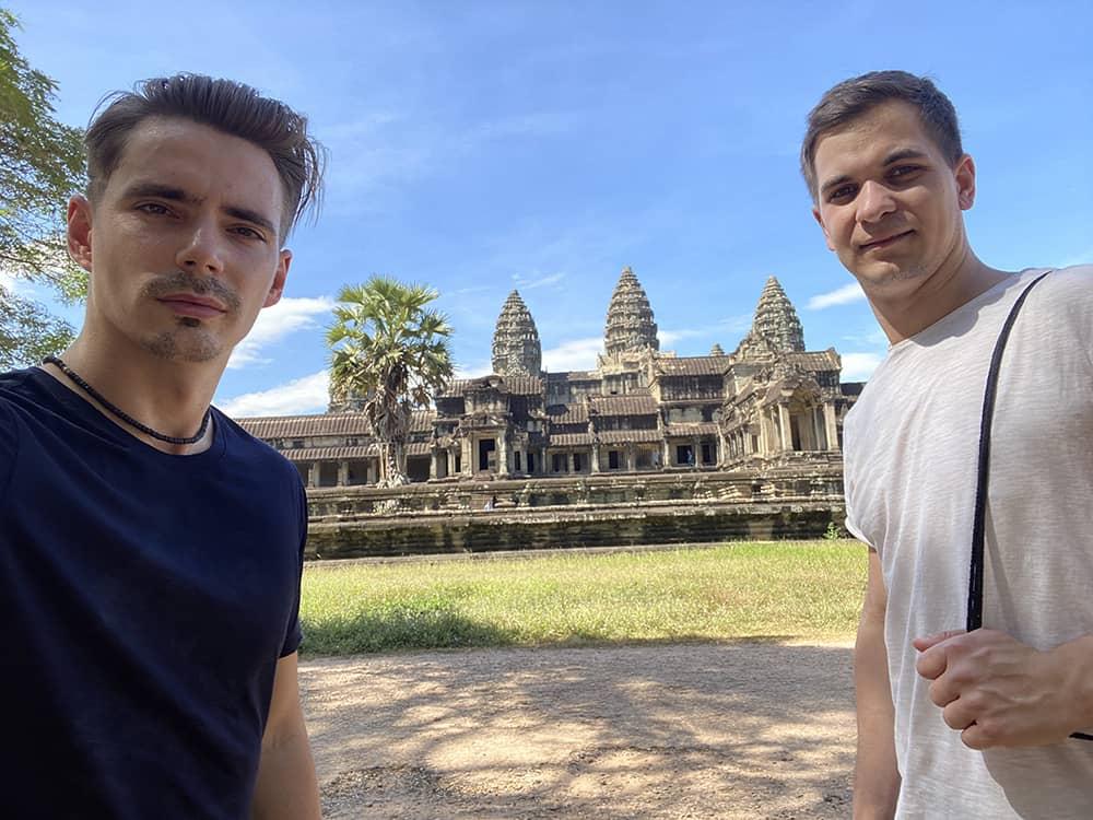 S Hudbou vesmírnou: O Kambodži, nečakaných prekvapeniach a tipoch na vianočné darčeky od Dominiky