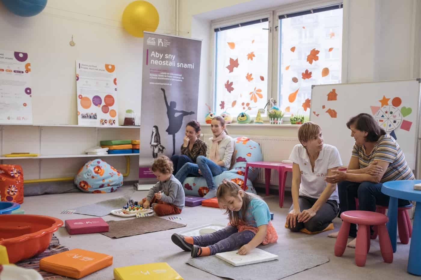Rozhovor so sociálnou poradkyňou Idou Želinskou o tom, ako je možné spájať ľudí k tomu aby rôzne deti mali rovné šance