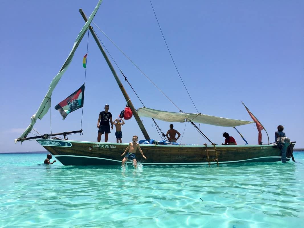 Zanzibar - cenovo dostupná exotika pre rodiny s deťmi