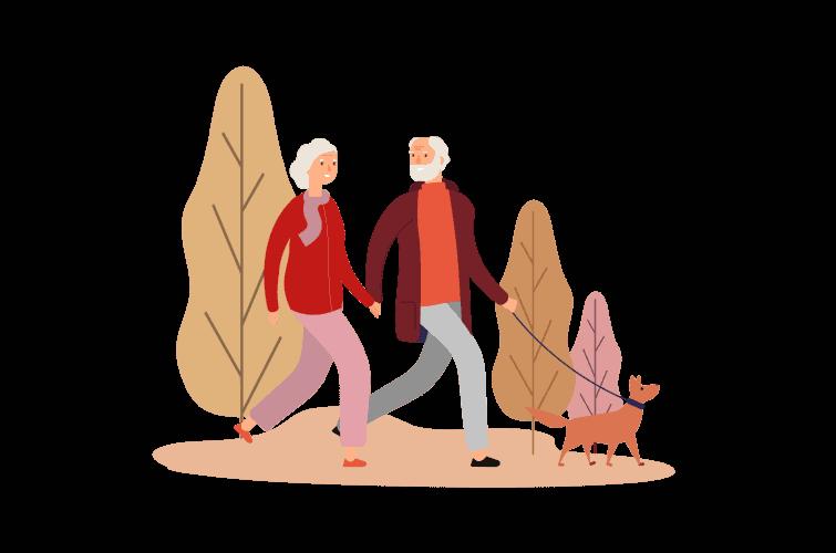 Aktívni seniori